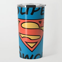 Super! Travel Mug