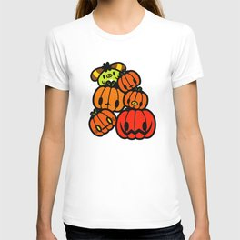 Rin Rin pumpkin Halloween T-shirt