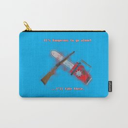 Evil Dead: It's Dangerous to go alone! Carry-All Pouch