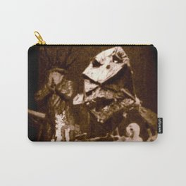 Jason Wing and the Bear Carry-All Pouch