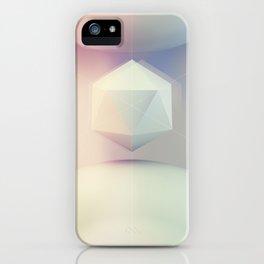 Icosahedron BETA iPhone Case
