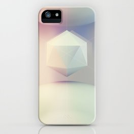 Icosahedron BETA iPhone Case