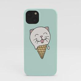 Kitty-Cream iPhone Case