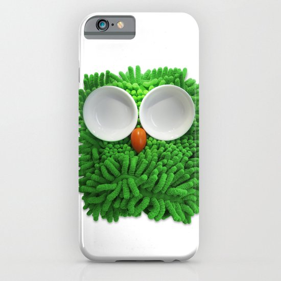 Hootie the House Owl! iPhone & iPod Case