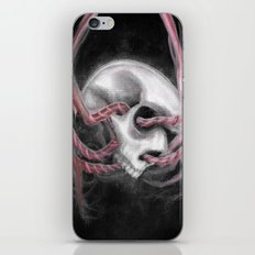 Skull Impression I iPhone & iPod Skin