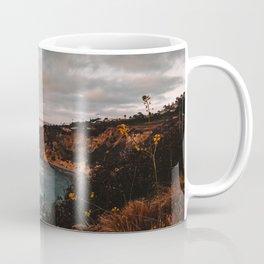 California Coastline Sunset II Coffee Mug