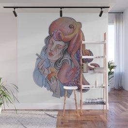 Mujer Pulpo Wall Mural