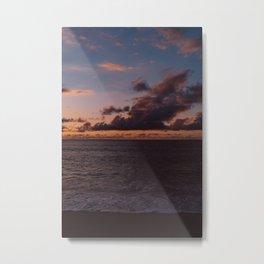 Hawaiian Sunset III Metal Print