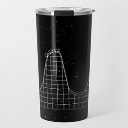 Roller Coaster Constellation Travel Mug