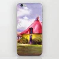 once upon a  time iPhone & iPod Skins featuring Once upon a time by VIAINA