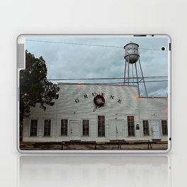 Gruene Hall Outside Laptop & iPad Skin