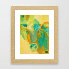 Cow 3 Framed Art Print