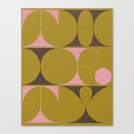 THIRTY Canvas Print