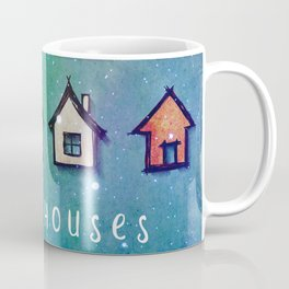 PAPER HOUSES Coffee Mug