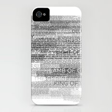 Names of God Slim Case iPhone (4, 4s)