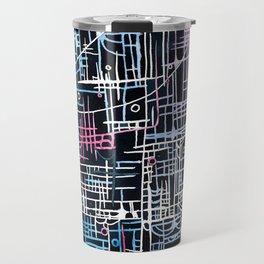 Lines no.1 Travel Mug