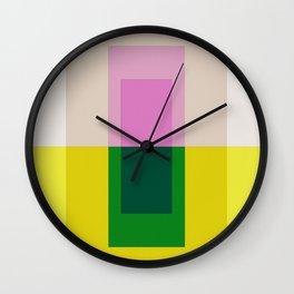 Abstract 2018 004 Wall Clock