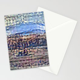 Recolored Mount Brocken Stationery Cards