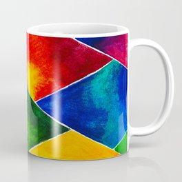 GEOMETRIC BRIGHTS #4 Coffee Mug