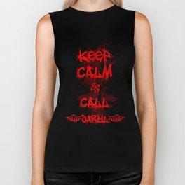 Keep Calm & Call Daryl Dixon!!! Biker Tank