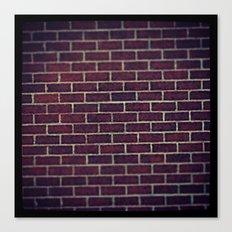 She's a Brick... Canvas Print