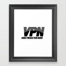VPN Framed Art Print