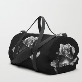 Black Rose Duffle Bag