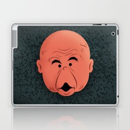 "George ""The Animal"" Steele Laptop & iPad Skin"