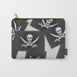 The Jolly Roger of Calico Jack Carry-All Pouch