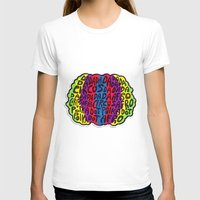 afro T-shirts featuring Circus Afro! Circus Afro!  by Brieana