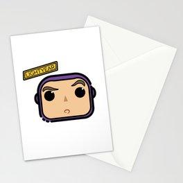 Buzz Lightyear Pop! Stationery Cards