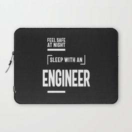 Feel Safe at Night Sleep With an Engineer Laptop Sleeve