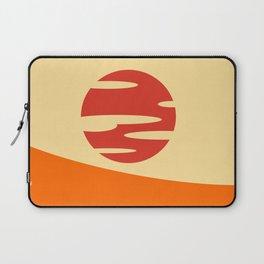 Samurai Champloo- Sunset Laptop Sleeve