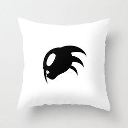 Chupacabra Throw Pillow