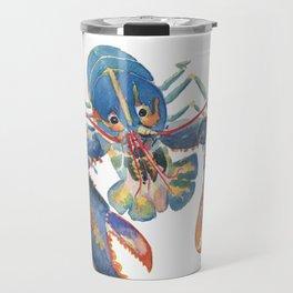 Sea Lobster Travel Mug