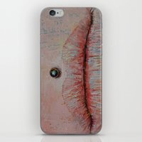 medusa iPhone & iPod Skins featuring Medusa by Michael Creese