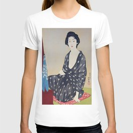 Woman in a Summer Garment by Hashiguchi Goyo, 1920 T-shirt