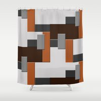arizona Shower Curtains featuring Arizona by River Oak Media