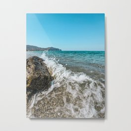 Sea vibes Metal Print