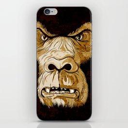 Gorilla Monday iPhone Skin