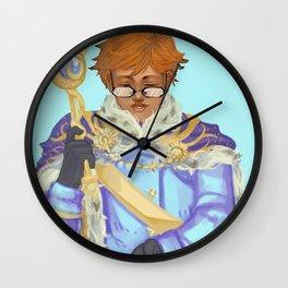 King Lucian Wall Clock
