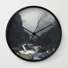 Back to you Wall Clock