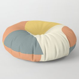 Abstract Geometric 04 Floor Pillow