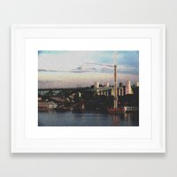 play Framed Art Prints featuring PlaY by Christophe Chiozzi