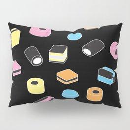 Liquorice allsorts Pillow Sham