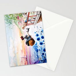 """""""Three friends"""" Stationery Cards"""