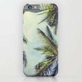 Sprawled Palms iPhone Case
