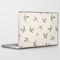 birdy Laptop & iPad Skins featuring birdy by LA creation