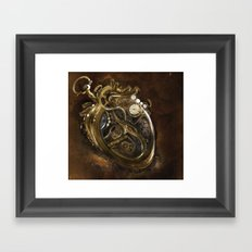 The Clockwork Music - fig.5 Framed Art Print