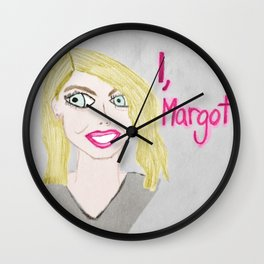 I, Margot Wall Clock